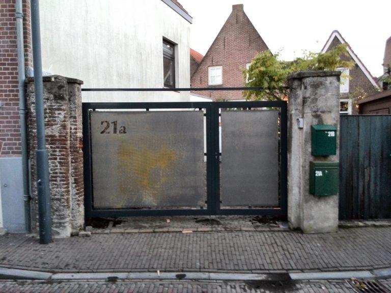 Metaalbewerking in Breda RVS Sierhekwerken